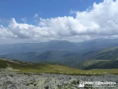 Senderismo Sierra de Guadarrama - Mujer Muerta; viajes senderismo verano